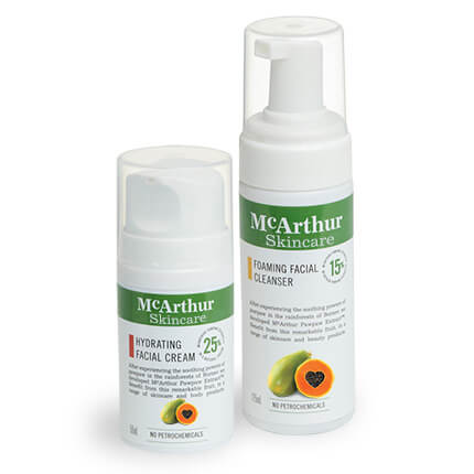 Foaming Facial Duo Pack - $49.95