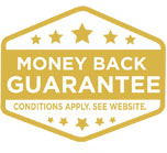 McArthur Skincare's provides a Money Back Guarantee.