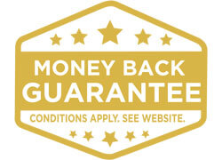 McArthur Natural Products 100% Money Back Guarantee