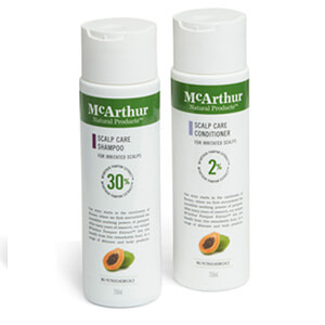 Scalp Care Duo Pack - Was $41.95, Now $35.65 plus Free Shipping