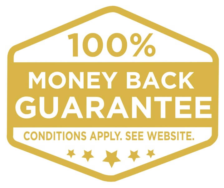 McArthur Skincare's Money Back Guarantee