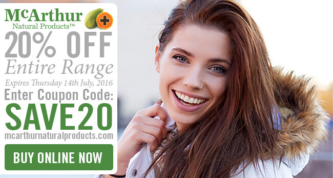 Take 20% off at checkout with coupon code: SAVE20