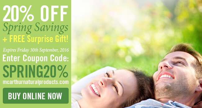 Spring Savings 20% OFF Popular Products + Free Surprise Gift with Every Purchase