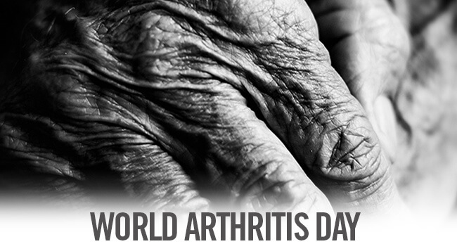 World Arthritis Day – Taking Action on Arthritis