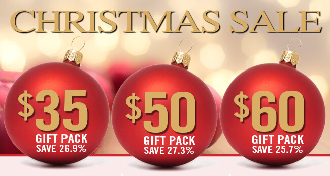 Christmas Special Packs - Seasonal Savings from McArthur Natural Products