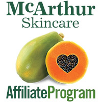 McArthur Skincare Affiliate Program
