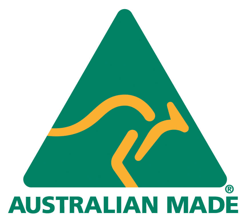 Official Australian Made Logo